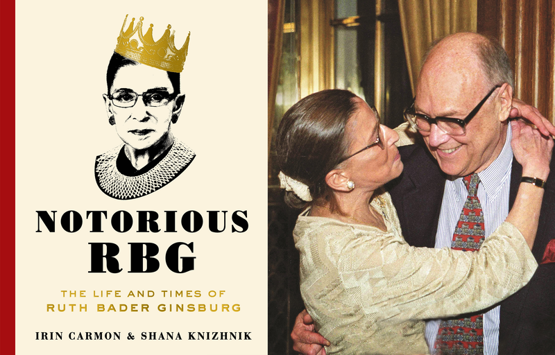 'Marty Was Always My Best Friend': Ruth Bader Ginsburg's Love Story