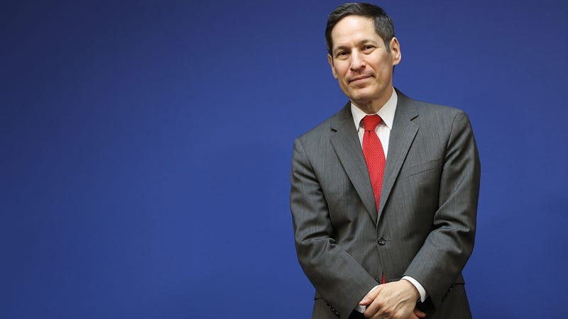 Tom Frieden in August 2016.