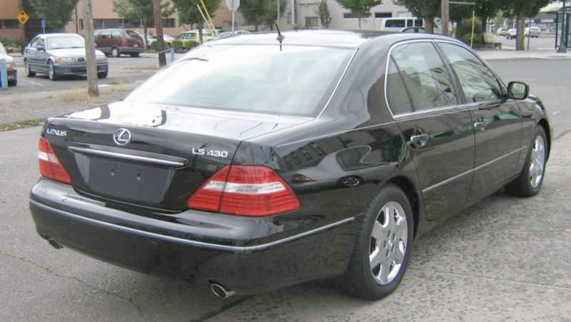 Illustration for article titled At $11,000, Is This 2005 Lexus LS430 'Ultra Luxury' An Ultra Good Deal?