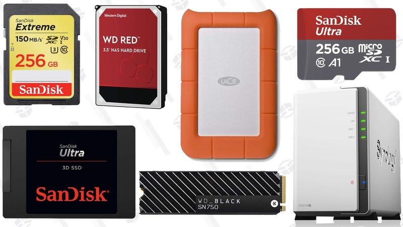 SanDisk/WD Prime Day Storage Deals | AmazonPrime Day Storage Deals From Other Brands | Amazon