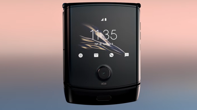 Motorola: Don t Panic. Your Razr s  Bumps and Lumps  Are Normal