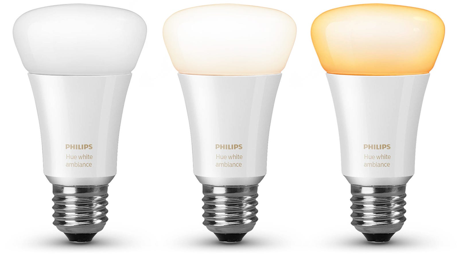 You Can Tweak The Warmth Of Philips New White Hue Bulbs To Help Diagram See Image Comparing A Regular Bulb And Fluorescent Fall Asleep