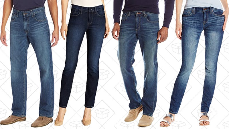 Up to 50% Jeans Off & More