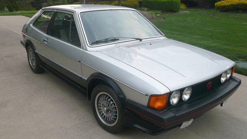 for 9 950 could this award winning 1980 vw scirocco also win your heart. Black Bedroom Furniture Sets. Home Design Ideas