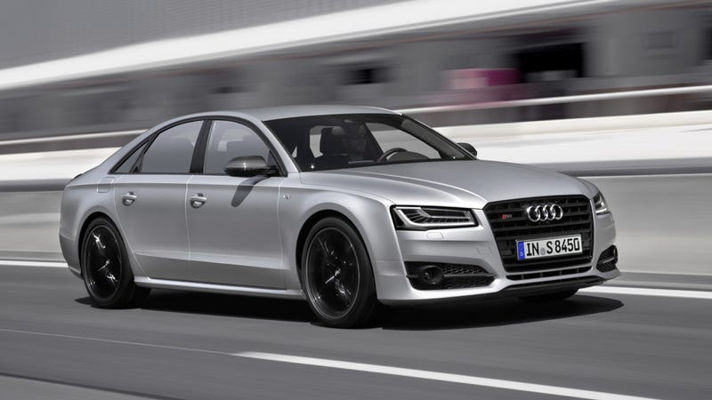 The 2016 Audi S8 Plus Is Your 605 Hp Faustdick Monster From Ingolstadt