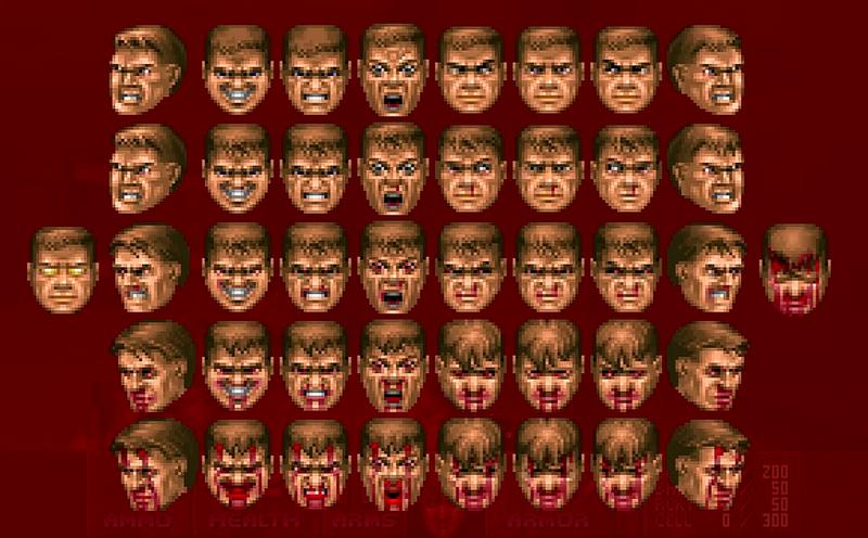 The Weird Story Behind Doom S Rare Ouch Face Kotaku Uk