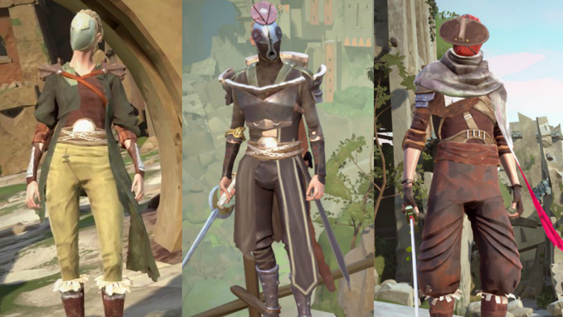Illustration for article titled Some Of The Best Looks From Absolver's Fashion Community