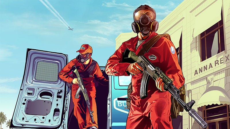 Illustration for article titled Grand Theft Auto Online Cheater Owes Take-Two Over $150,000