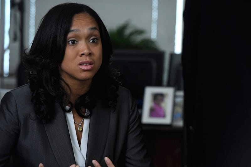 Baltimore City State's Attorney Marilyn J. MosbyLarry French/Getty Images for BET Networks