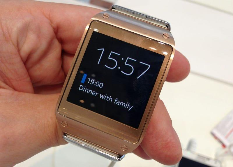 Illustration for article titled Samsung Galaxy Gear, análisis: demasiado caro para lo que ofrece