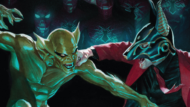 as clone conspiracy ends the fates of two major spider man villains are revealed