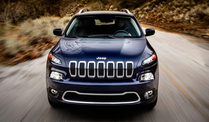 Illustration for article titled 2014 Jeep Cherokee: We Told You This Was It