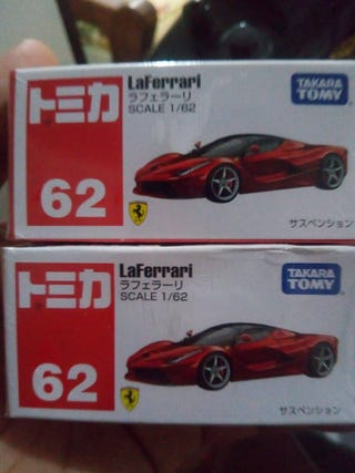 Illustration for article titled Bad news: local toy stores might not stock the Tomica LaFerrari