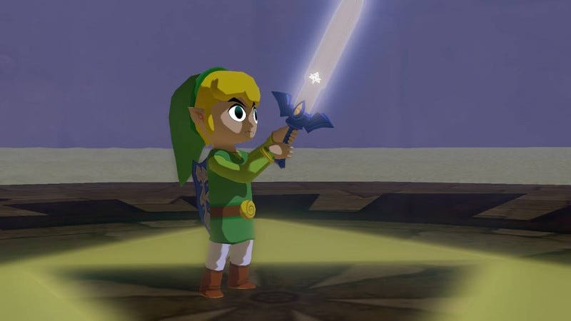 Illustration for article titled Wind Waker Speedrunner Finds Glitch People Thought Was Impossible