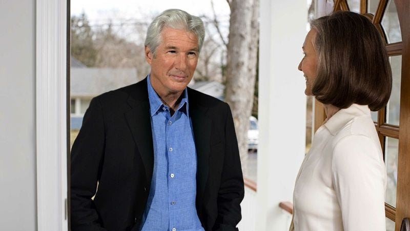 Illustration for article titled New Law Requires Richard Gere To Personally Inform Residents When He Moves To New Neighborhood