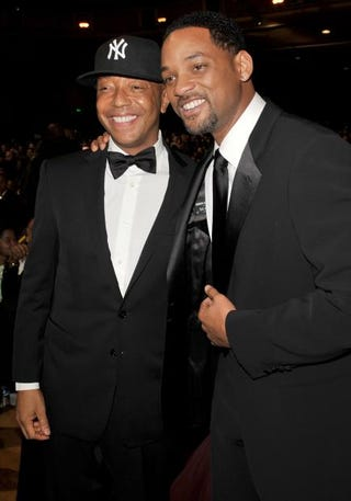 Russell Simmons with Will Smith in 2009Kevin Winter/Getty Images