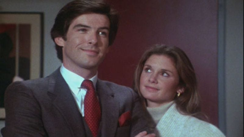 Illustration for article titled NBC rebooting Remington Steele as a half-hour comedy