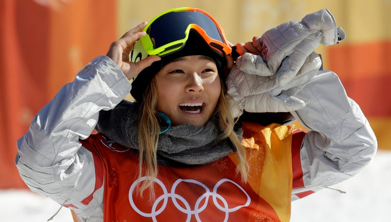 Illustration for article titled Chloe Kim Nails Trick No Woman Has Ever Done In Competition