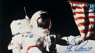 Buzz Aldrin's Moon Toothbrush (And Much, Much More) Is For Sale