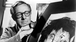 Illustration for article titled R.I.P. Ray Bradbury, Author of Fahrenheit 451 and The Martian Chronicles