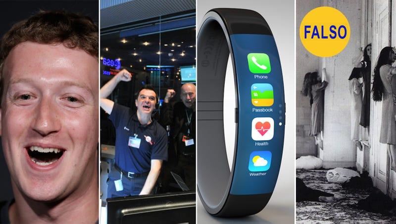Rosetta, fotos falsas, toboganes y Bill Gates, lo mejor de la semana