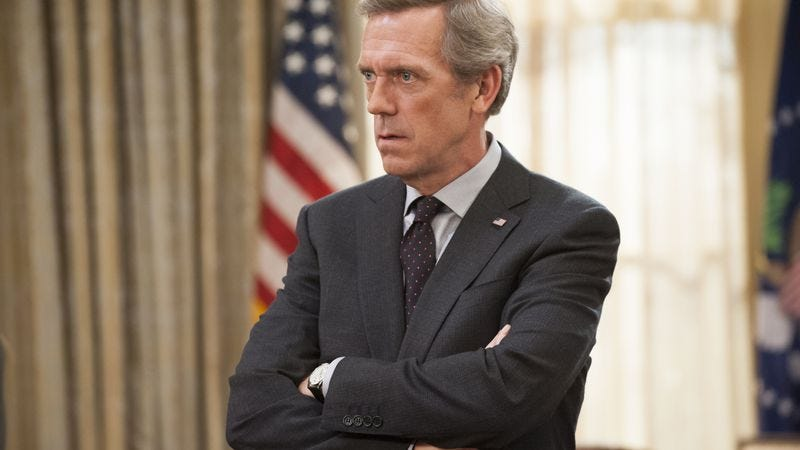 Hugh Laurie (HBO)