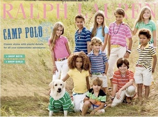 Illustration for article titled Ralph Lauren Now Photoshopping Dogs