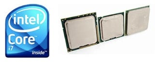 Illustration for article titled Intel's Core i7 Chips Get Prodded, Poked and Compared: Good, But Expensive