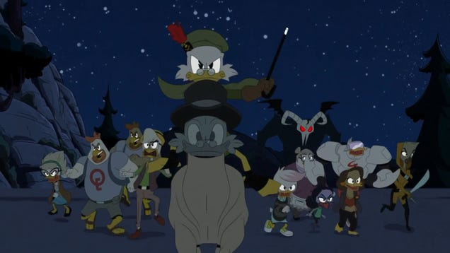 A sweeping, epic finale displays DuckTales at its best despite a rocky second half to the season