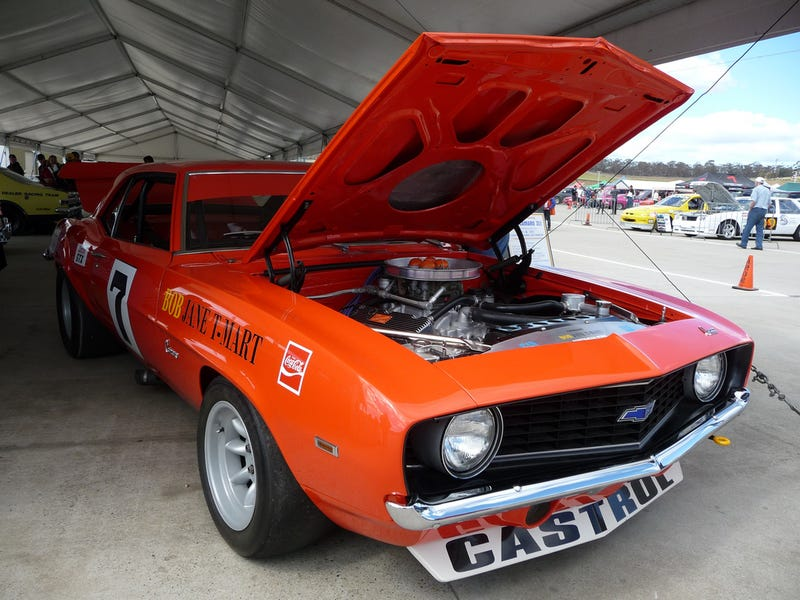 The Ten Most Powerful Muscle Cars In History