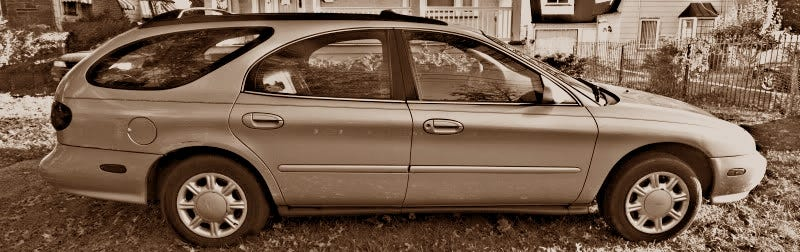 Illustration for article titled When Life Gives You a Lemon: The story of my 99 Ford Taurus Wagon