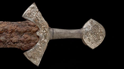 This 3,000-Year-Old Bronze Age Sword Is Absolutely Incredible