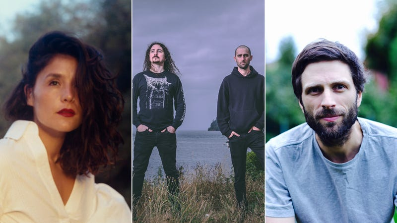 Jessie Ware (Photo: Tom Beard), Bell Witch (Photo: Courtesy of the band), Lindstrøm (Photo: Lin Stensrud)