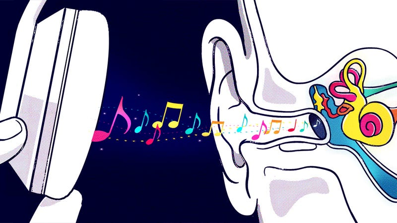 Illustration for article titled You're Listening to Music Wrong. Here's How to Do It Right.