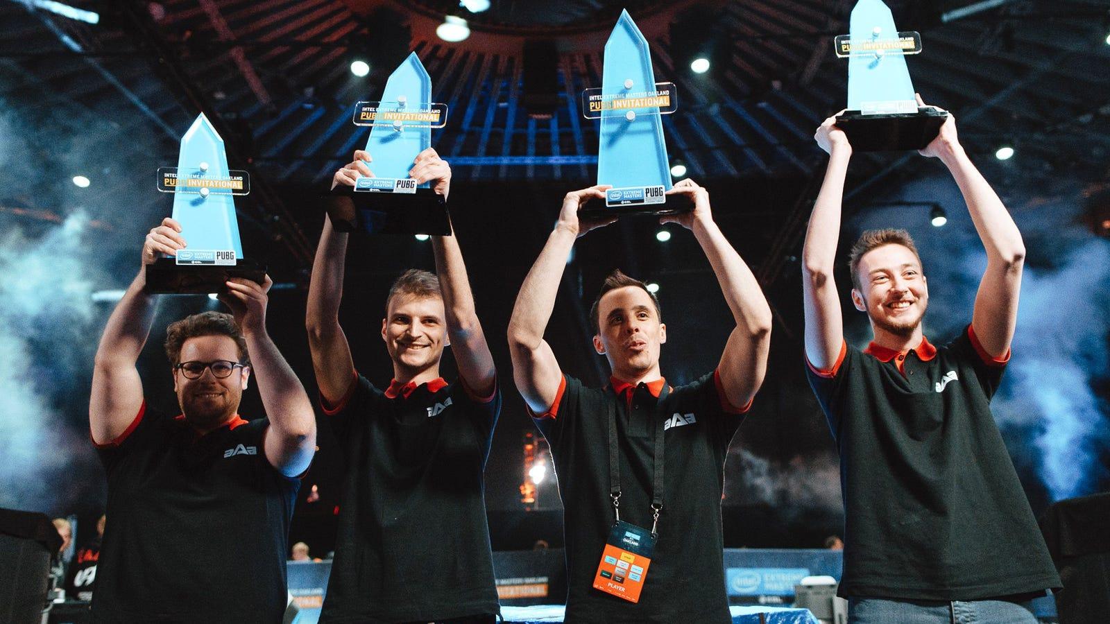 PUBG's Second Big Tournament Shows It Still Needs Work As An Esport