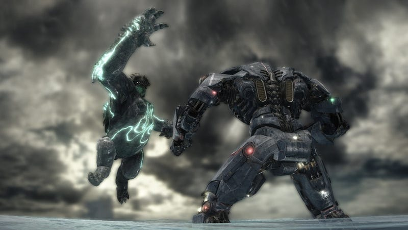 Illustration for article titled The devs behind WWE games are making an XBLA/PSN Pacific Rim punchup