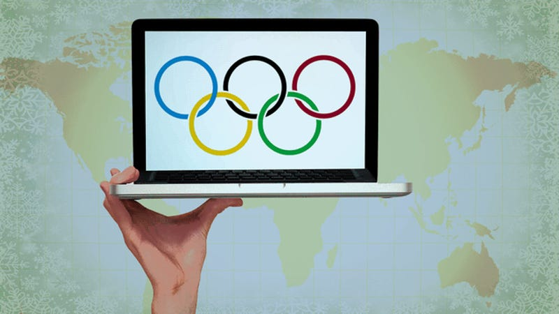 Illustration for article titled How to Watch the Sochi Olympics Online Without a Cable Account