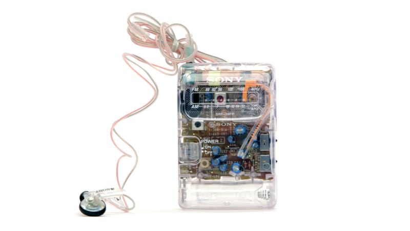 Illustration for article titled The Sony SRF-39FP: The Audio Player of Choice in Prison