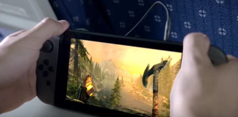 La nueva consola nintendo switch, terminara de enterrar a PS Vita