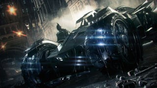 Illustration for article titled I Think I'd Like a Little Less Batmobile in Arkham Knight