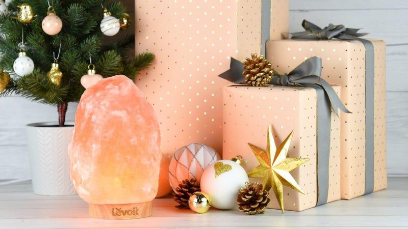 Levoit Elana Himalayan Salt Lamp | $30 | Amazon | After 10% off coupon