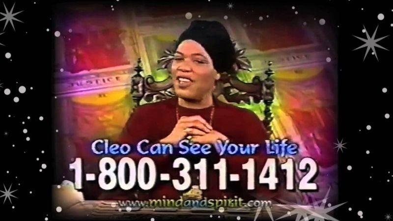 Miss Cleo (Screenshot: YouTube)