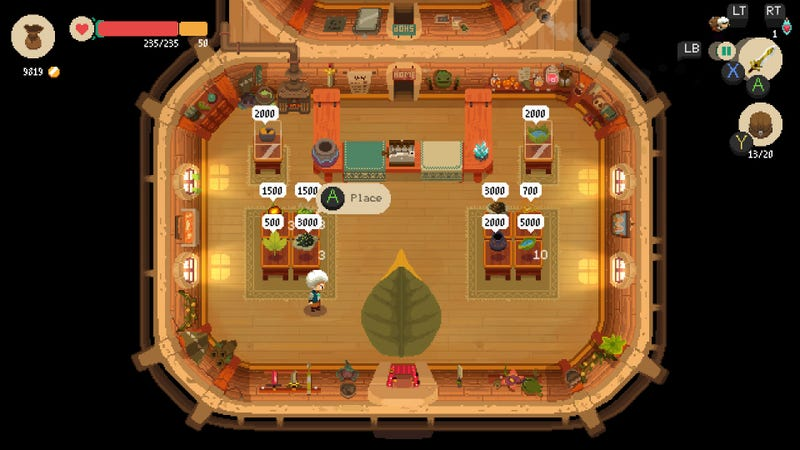 Image result for moonlighter shop