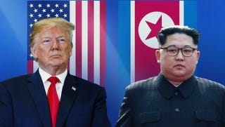 Illustration for article titled White House says North Korea talks have 'moved more quickly than expected' (Transcript)