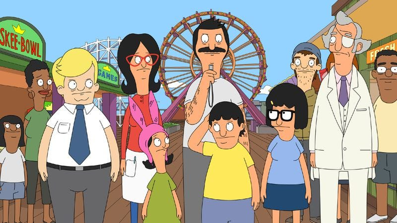 """Illustration for article titled Bob's Burgers: """"The Deepening"""""""