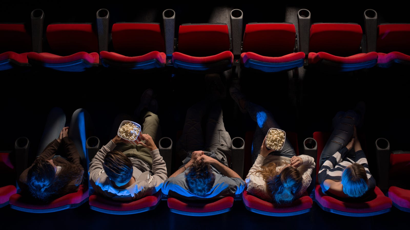 The Best Seat In the Movie Theater, According to a THX Engineer