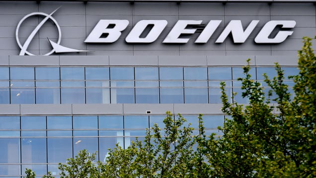 Boeing Just Gave Us a New Reason to Be Terrified of Flying