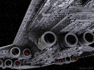 Illustration for article titled You can help fund a quest to build a massive Lego Super Star Destroyer