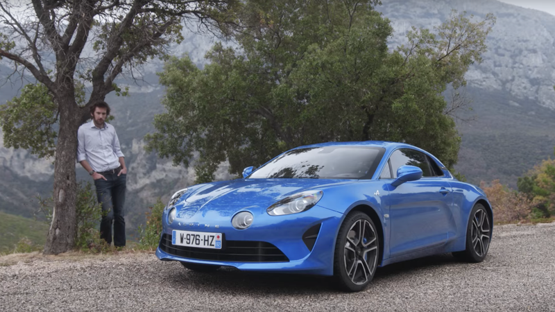 Illustration for article titled The Alpine 110 Is A Watershed Moment For Performance Cars