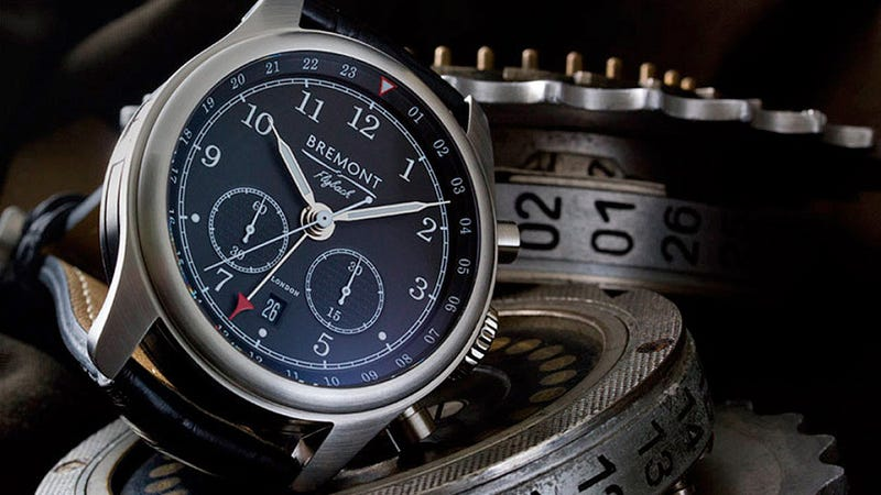 Illustration for article titled Bremont's Codebreaker Watch Pays Homage to WWII's Enigma Crackers